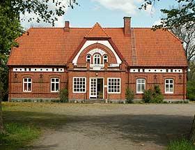 TV-inspelning på Kvarnbygården