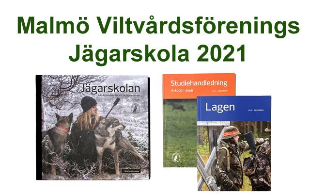 MVF Jägarskola 2021